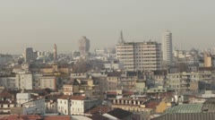 Stock Video Footage of MILAN_VIEW