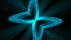 Tech web rays laser light,energy field. Stock Footage