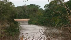 Brazil: travel on Amazon river 11 Stock Footage