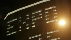 MILAN_NIGHT - stock footage