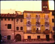 Kodak Kodachrome 40 super 8 film footage - stock footage