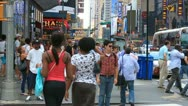 Stock Video Footage of NYC timelapse