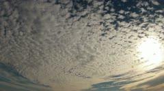 Sky Timelapse. Stock Footage