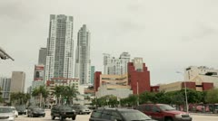 Miami Dade Community College Stock Footage