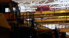 Stock video footage belaz factory 2 Stock Footage