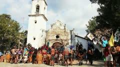 Aztec - stock footage