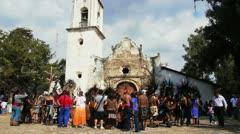 Aztecs Stock Footage
