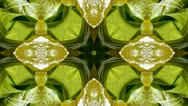 Kaleidoscope pattern of rice dumplings of glutinous rice,dumplings leaf. Stock Footage