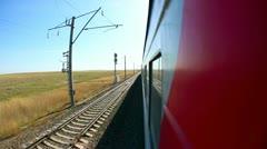 Train. Stock Footage