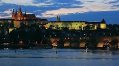 Czech Republic, Prague Stock Footage