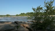 Stock Video Footage of Rugged River James