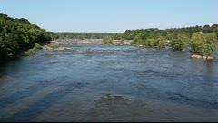 Beautiful River James Stock Footage