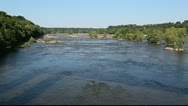 Stock Video Footage of Beautiful River James