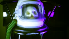 Dead astronaut Cool Stock Footage