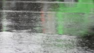 Stock Video Footage of rain, asphalt
