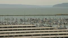 Marina-2 Stock Footage