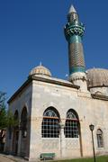 green mosque in iznik - turkey - stock photo