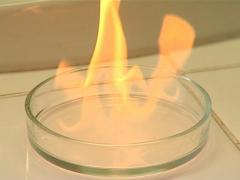 Spirit fire lighter Stock Footage