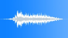 Scary swirly whoosh - sound effect