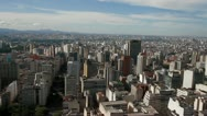 Stock Video Footage of Sao Paulo, Brazil wide