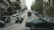 Stock Video Footage of Streets of San Francisco