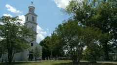 St. John's Church - Patrick Henry (Sequence #1) Stock Footage