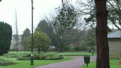 Victoria Gardens Stock Footage