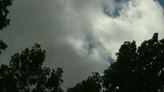 Storm clouds coming  6 Stock Footage