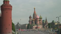 Red Square - stock footage