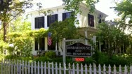 Stock Video Footage of Dunbar House Bed & Breakfast Inn Murphys CA 1