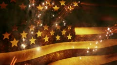 Old Glory 0101 - HD720p - stock footage