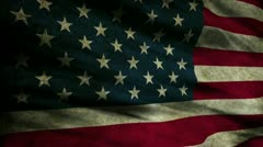 Old Glory 0106 - HD720p Stock Footage