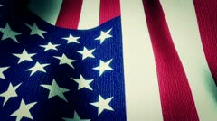 Old Glory 0109 - HD720p Stock Footage