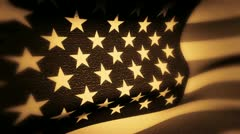 Old Glory 0110 - HD1080p - stock footage