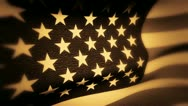 Old Glory 0110 - HD1080p Stock Footage