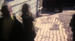 Black Kids Dancing on the STreet 16mm Super8 Stock Footage
