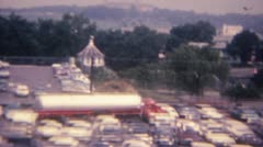 Cars Truck 16mm Super8 Stock Footage