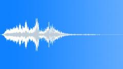 Scifi flare whizz - sound effect