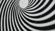 Wheel- optical- illusion Stock Footage
