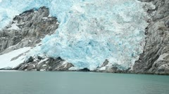 Northwest Glacier Seward Alaska P HD 8330 Stock Footage