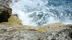 Siracuse Seaside - stock footage