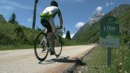 Stock Video Footage of French Alps