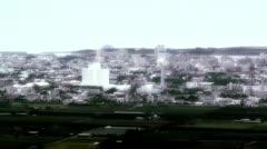 Ishigaki in Okinawa Islands stylized 01 Stock Footage