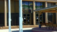 Stock Video Footage of Calaveras County Courthouse, San Andreas CA 2