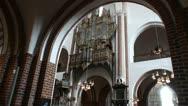 Stock Video Footage of Church organ HD