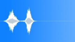 Breath whoosh 3 Sound Effect