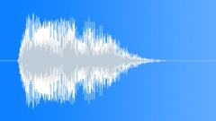 Boom - sound effect