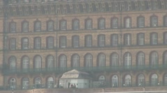 Grand Hotel Terrace Stock Footage