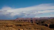 Glen Canyon tIme lapse Stock Footage