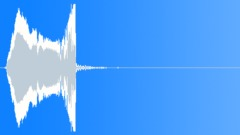 Startled whoosh 2 - sound effect